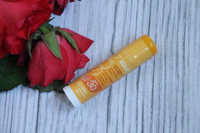 Avon Sun SPF 30 balsam do ust