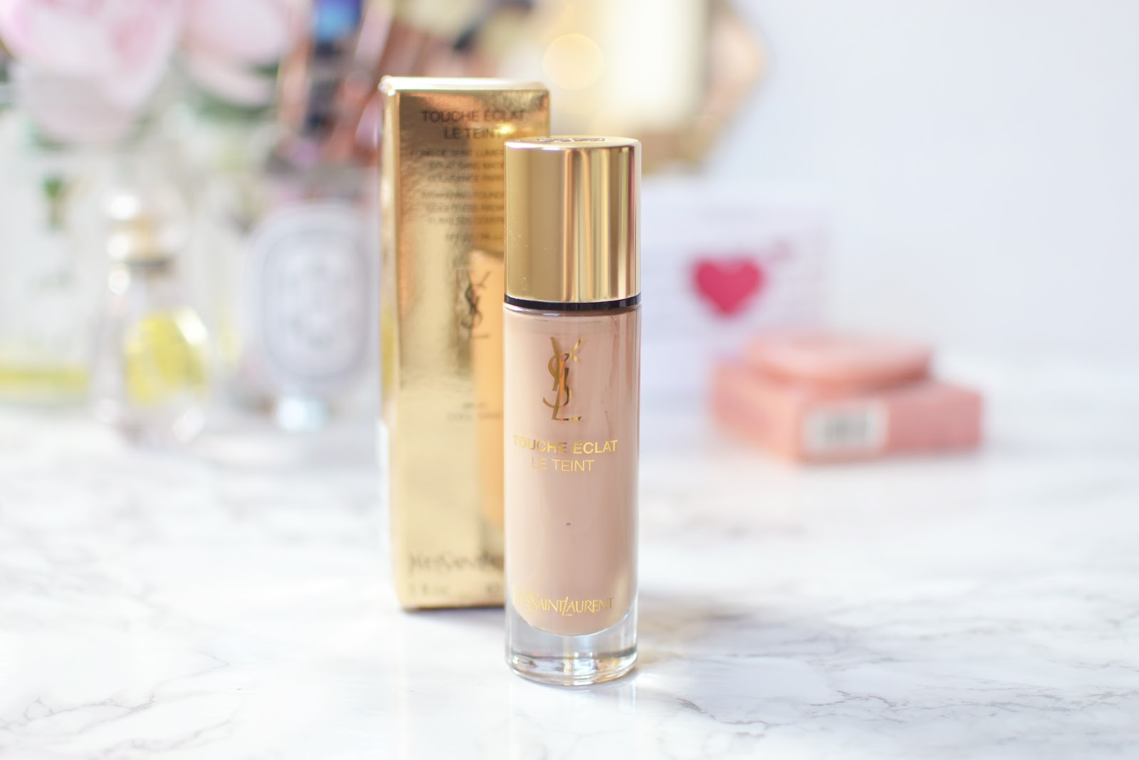 YSL Beauty Touche Éclat La Teint Foundation