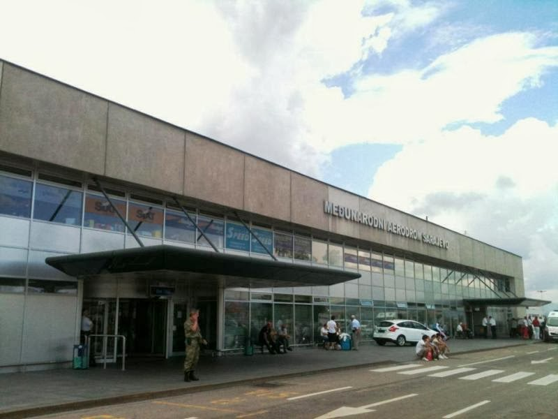 Center Sarajevo Airport S Year To Remember Center