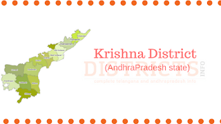Krishna Districts  mandals and Tourist Places