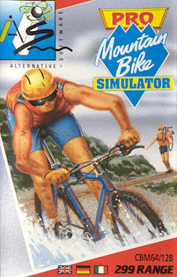 Pro Mountain bike Simulator