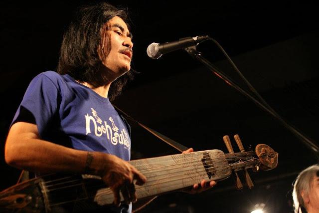 L'Oki Dub Ainu Band recupera la música Ainu