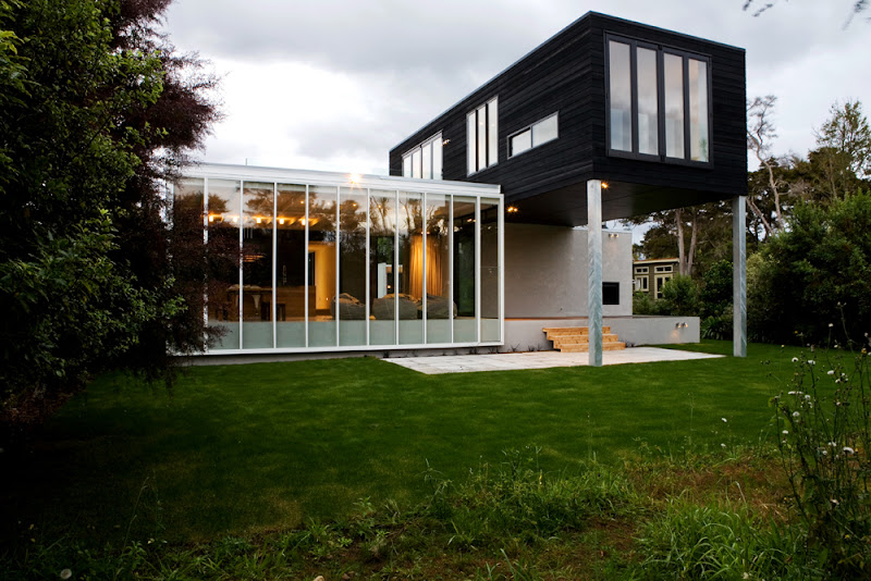 Casa Rutherford - Tim Dorrington Architects