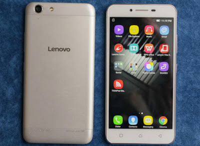 Lenovo VIBE K5 Plus 4G Advanced Puas Bundling Paket Smartfren