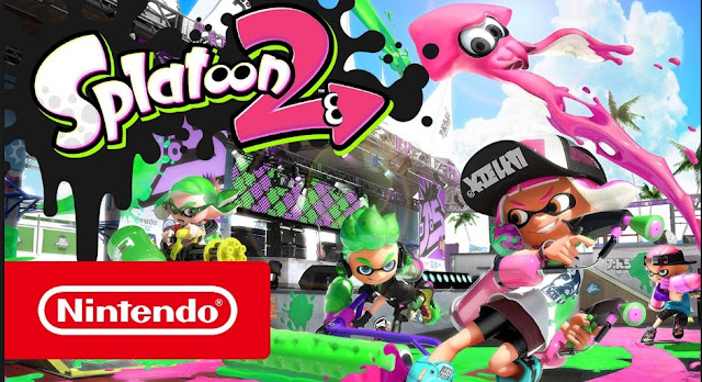 Owners Of Nintendo Switch Can Be Playing Splatoon 2 For 4 Hours Today