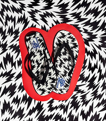 Vans x Eley Kishimoto collection
