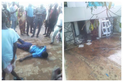 Bank robbery: Police confirms two dead, scores injured in Ekiti