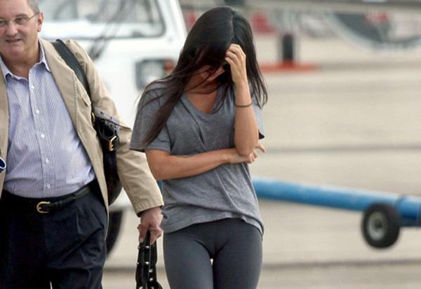 Megan Fox Terlihat Belahannya (camel toe)   CUMAMA