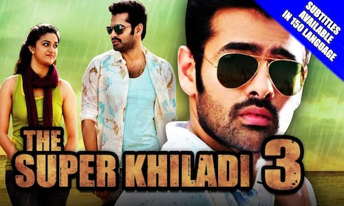 The Super Khiladi 3 2016 Hindi Dubbed 480p HDRip 300mb