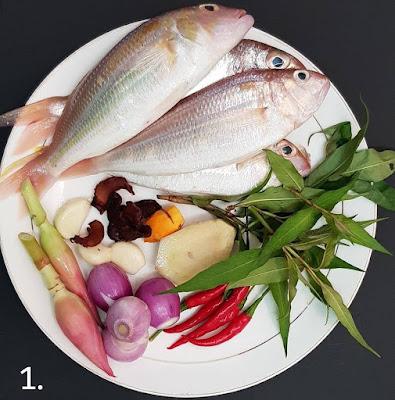 Singgang Pedas Ikan Kerisi Versi Terengganu