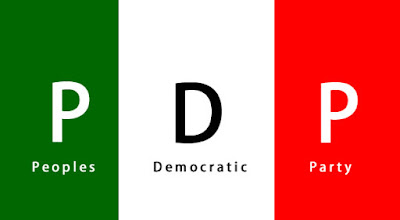 Peoples Democratic Party (LOGO)