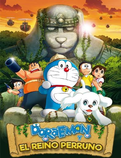 Ver Doraemon y el reino perruno (2014) Online