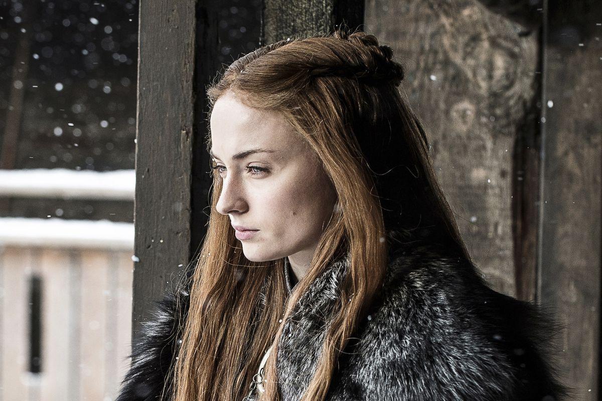 Sansa Stark en 'Stormborn'