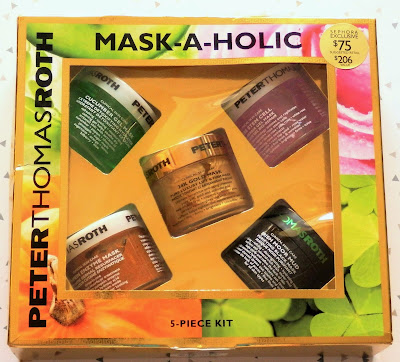 Sephora Exclusive Peter Thomas Roth Mask-A-Holic