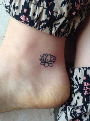Lotus Tatuagem