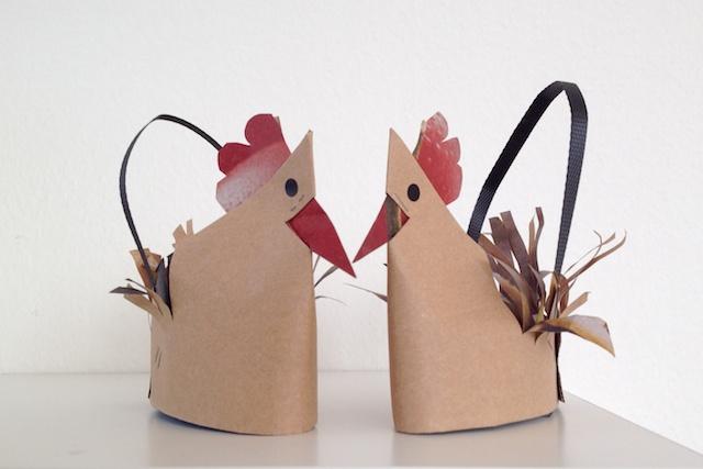 Schaeresteipapier Ostern 30 Bastelideen Mit Kindern Zusammen