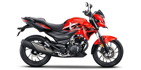 New 2018 Hero Xtreme 200R Hd side wallpaper