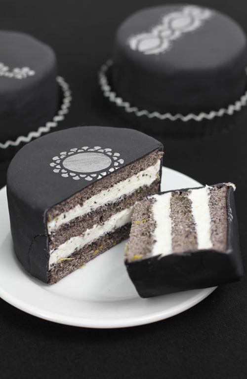 Earl Gray Tea Chocolate Cake