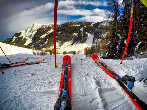 online ski's huren