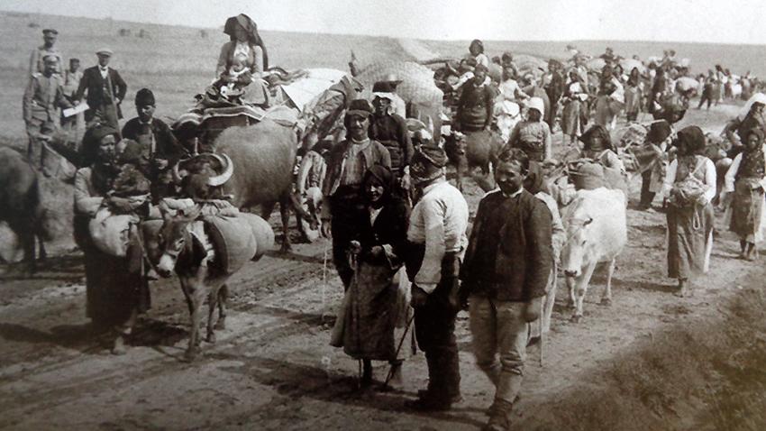 Переселение народов в Буджак-Бессарабию. Ф. Гагауз