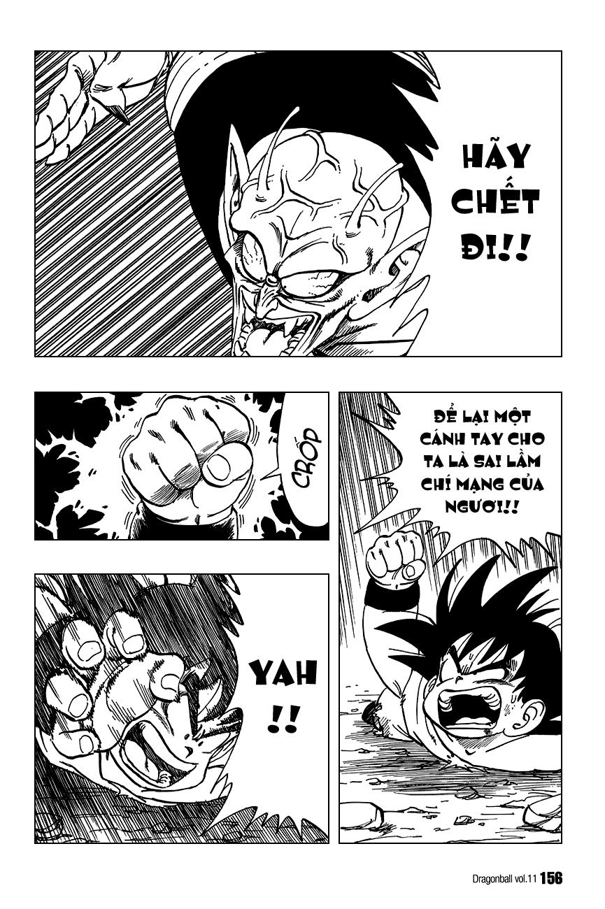 Dragon Ball chap 160 trang 9