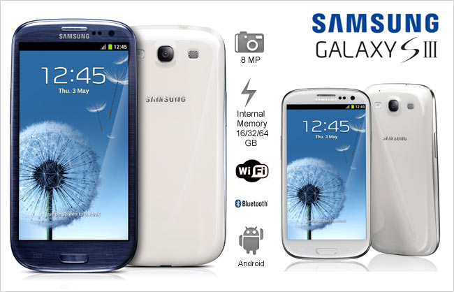 Samsung Galaxy S3 I9300 Price And Specs