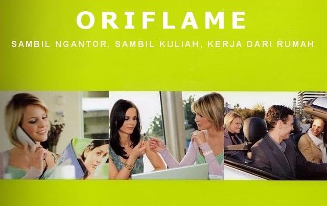 Peluang Sukses Bisnis Oriflame