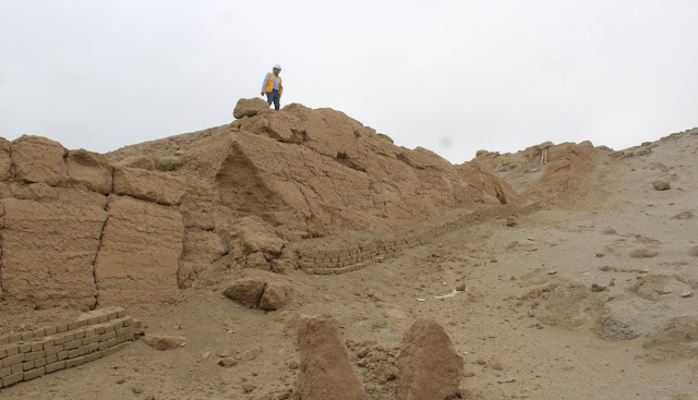 New finds revealed after rescue work at Peru's archaeological site of Manchán