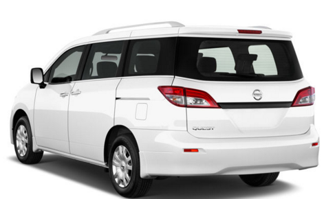2016 Nissan Quest Redesign