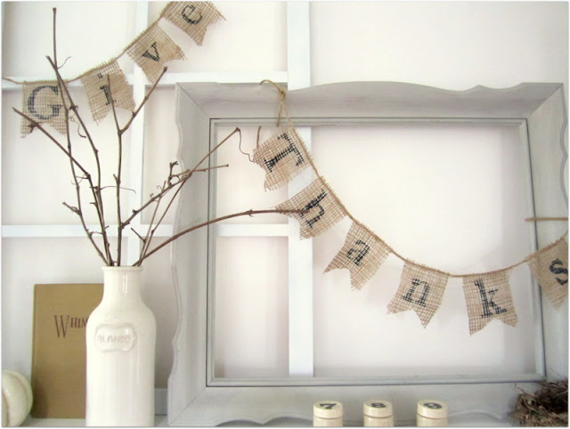 Get ready for fall with these 20 Creative DIY Projects! www.littlehouseoffour.com