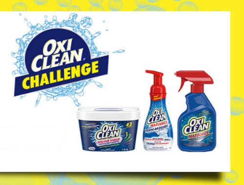 Chickadvisor OxiClean Laundry Product Review Offer