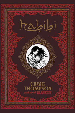 Read Craig Thompson's Habibi Graphic Novel