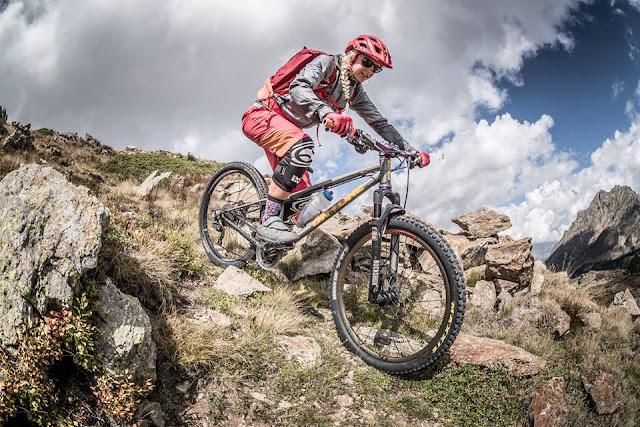 Abfahrt Downhill Cuneo Bagni
