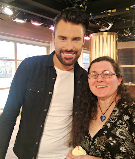 Rylan Clark-Neale and me