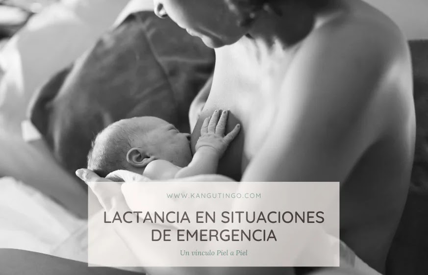 Lactancia en Situaciones de Emergencia