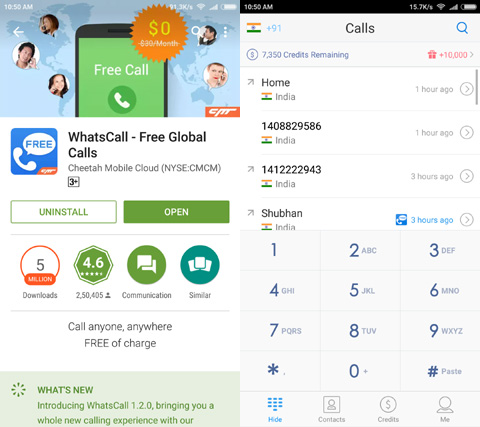 Make Free Phone Calls Worldwide With Super Audio Clarity