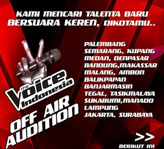 cara mengikuti audisi the voice indonesia 2018 gtv global tv