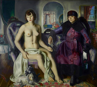 George Wesley Bellows - Две женщины