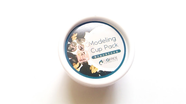 Inoface Modeling Cup Pack - Blackfood