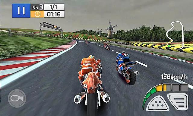 تحميل لعبة bike racing مهكرة للاندرويد
