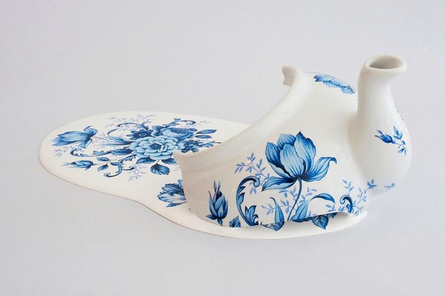 Simply Creative Melting Ceramics By Livia Marin
