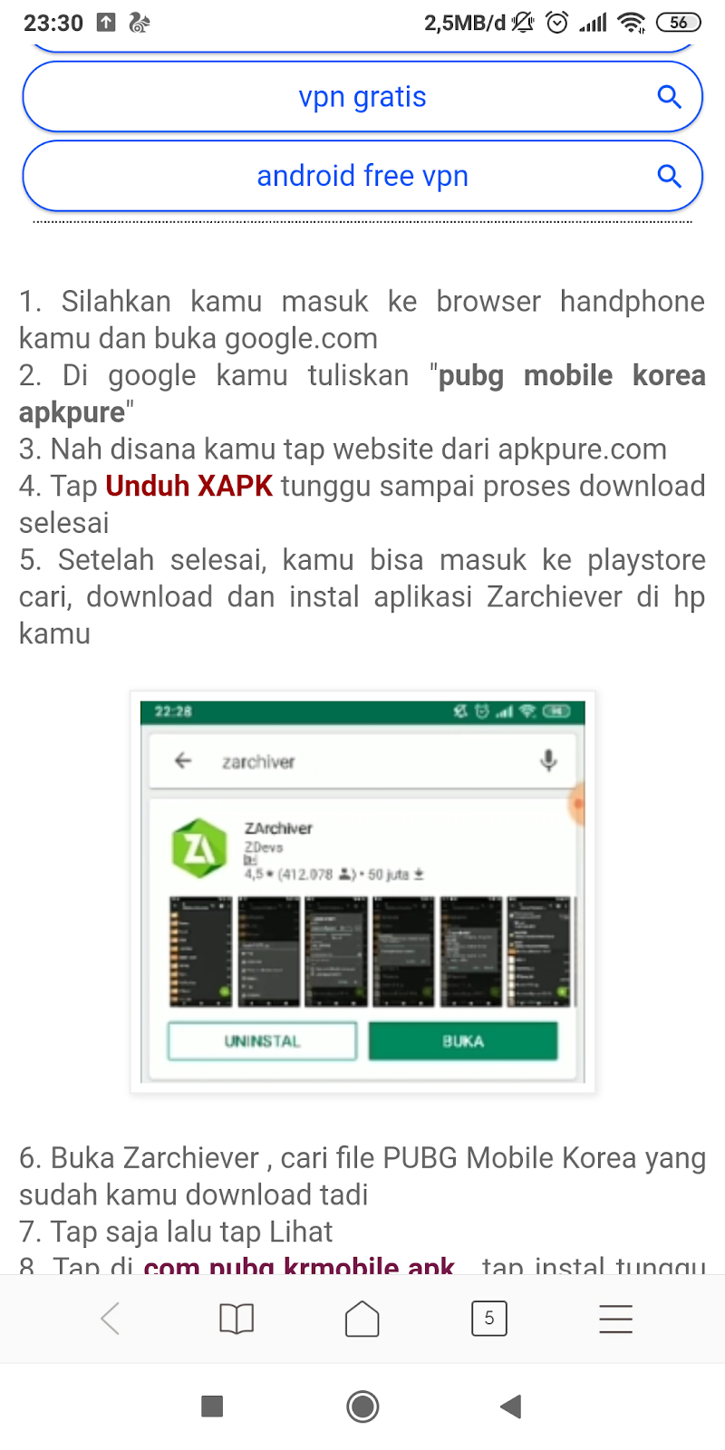 Zarchiver Pro Apk House