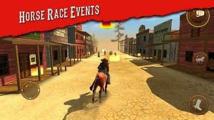 Guns and Spurs Mod Apk
