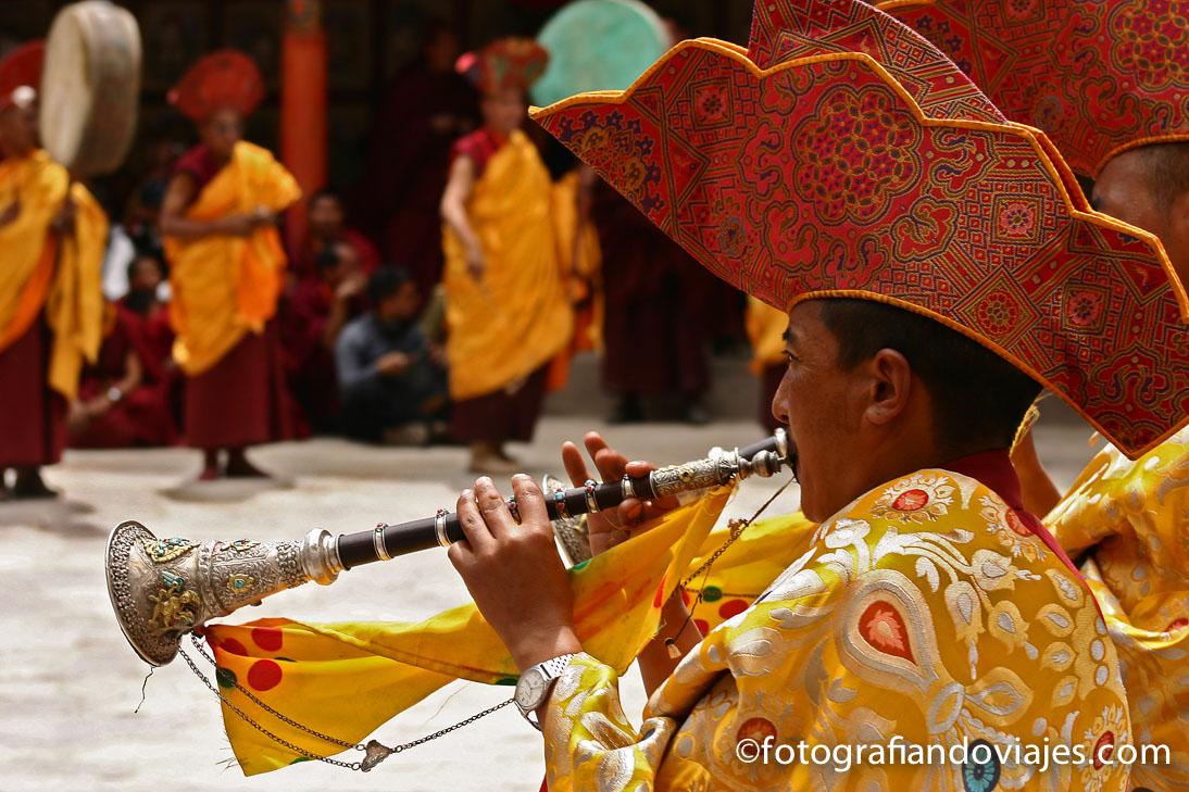 Festival Hemis en Ladakh