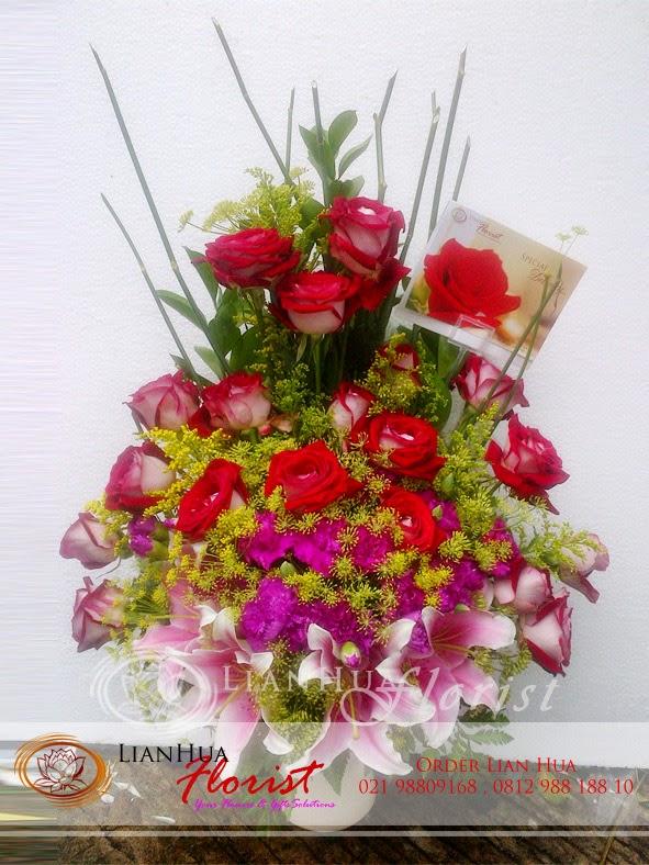 Toko Bunga Jakarta Papan Bunga Bunga Ulang Tahun