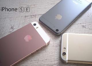 Harga iPhone SE
