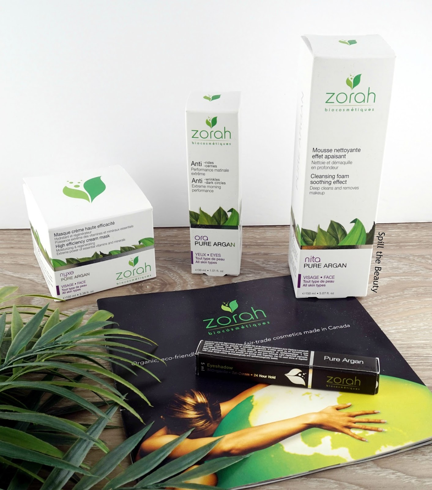 Introducing: Zorah Biocosmétiques + My Top Picks