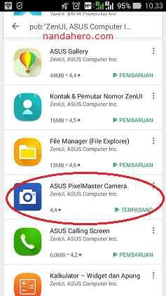 Cara Mengatasi 'Kamera Tidak Ditemukan' pada Asus Zenfone 5 Tanpa Flashing