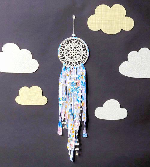 wall hanger crochet pattern