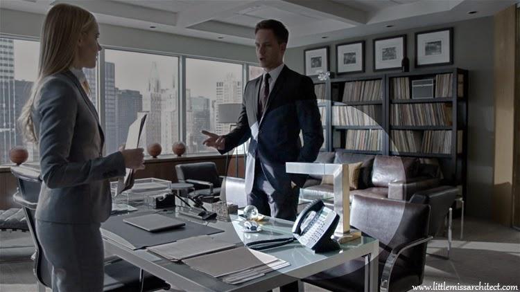 serial suits, wnętrza biura, lampy, designerskie lampy